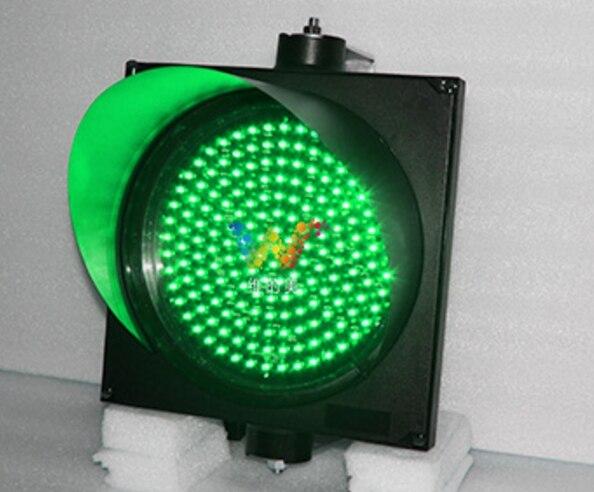 WDM 300mm Ampel Ein Aspekt Grüne LED - Schutz und Sicherheit - Foto 3