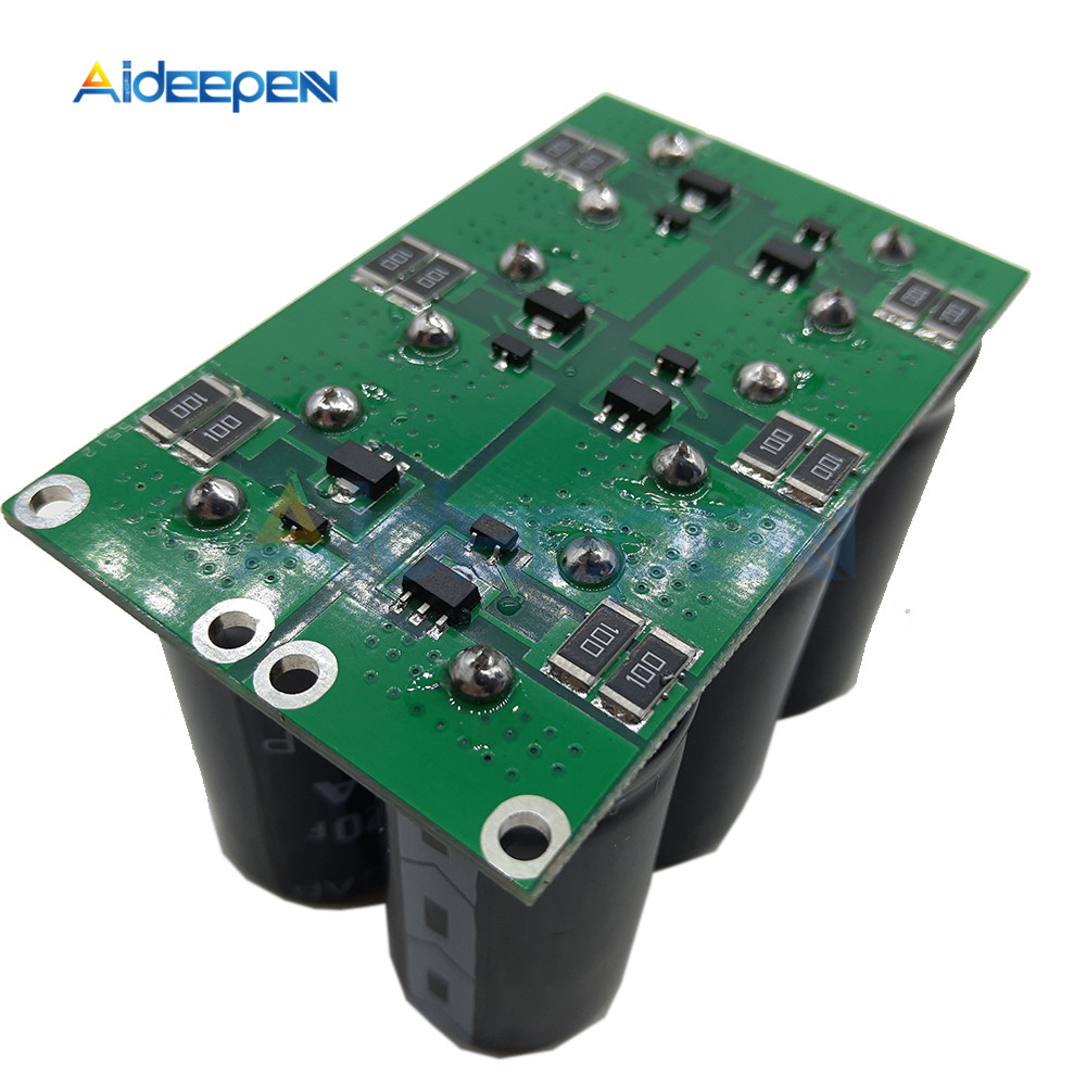 16V 20F Ultracapacitor Engine Battery Starter Booster Car Super Capacitor Double Row Module