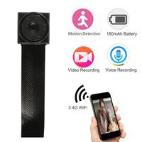 WIFI 720P HD Mini Camera DVR DIY Module IP Cam Motion Detection Camera P2P HD Camera