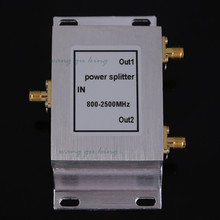 2-Way SMA-Type Power Divider Splitter for GSM CDMA 3G Booster Signal Booster Repeater Divider