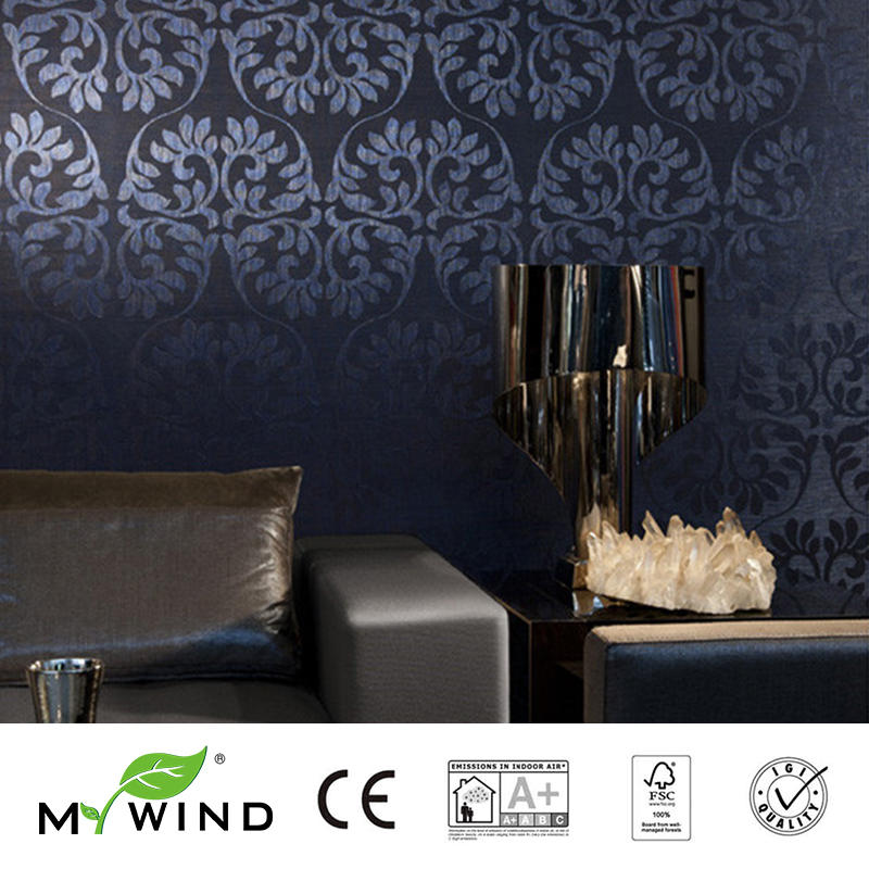 2019 HOT MY WIND Sisal Collage Arte Grasscloth Wallpapers Luxury Natural Material Innocuity Paper Weave Design Wallpaper In Roll