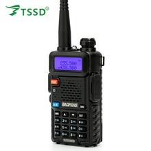 цена на Baofeng UV5R 136-174/400-520 Portable 2-Way Dual Band Walkie Talkie 5KM