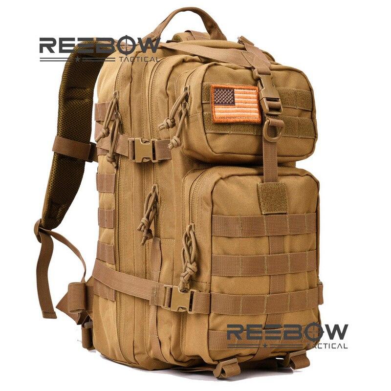 Imperméable Militaire Tactique Armée Sac à dos Sac à Dos Camping Randonnée Jour Pack 45 L