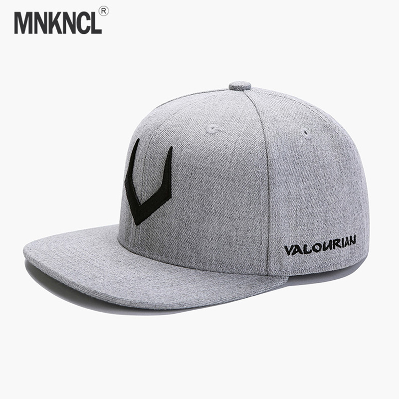 ff72686cf US $10.89 |MNKNCL 2018 New High Quality Snapback Caps 3D Pierced Embroidery  Hat Hip Hop Cap Flat Bill Baseball Cap For Men and Women-in Men's Baseball  ...