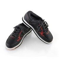Professional Bowling Shoes Men Light Weight Mesh Breathable Men Sneakers Light Male Shoe Size Eu 38