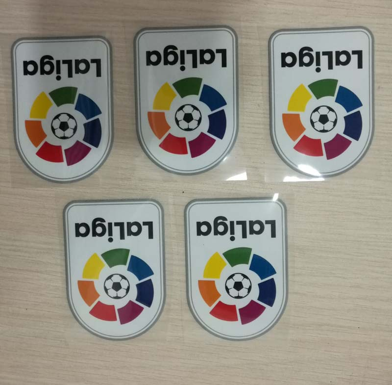 2017 LFP patch New La liga patch player version game patch small LFP and Past season old LFP patch free ship