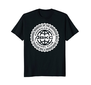 New Popular Style ABKC American Bully Kennel Club T Shirt MI-TEE (S-XXXL) бейсболк мужские
