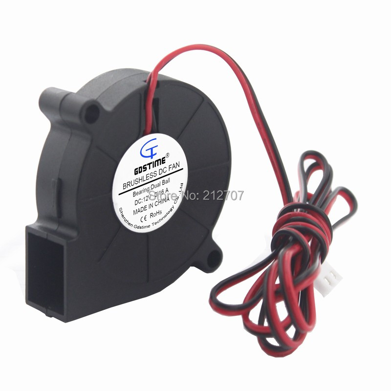 5pcs DELTA 50x50x15mm 50mm 5015 AFB0512HHB 12V 0.2A DC Brushless CPU Fan 3wire
