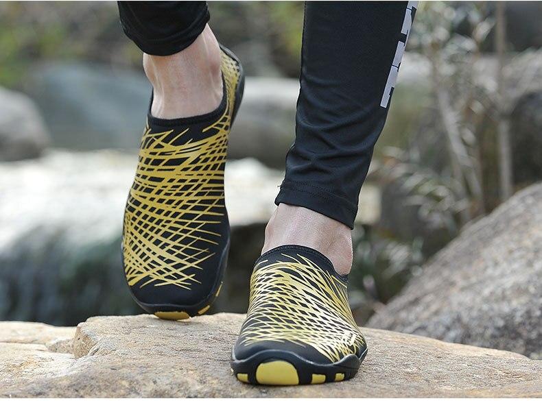 meias manter quente anti-skid partículas fivela automática botas de mergulho