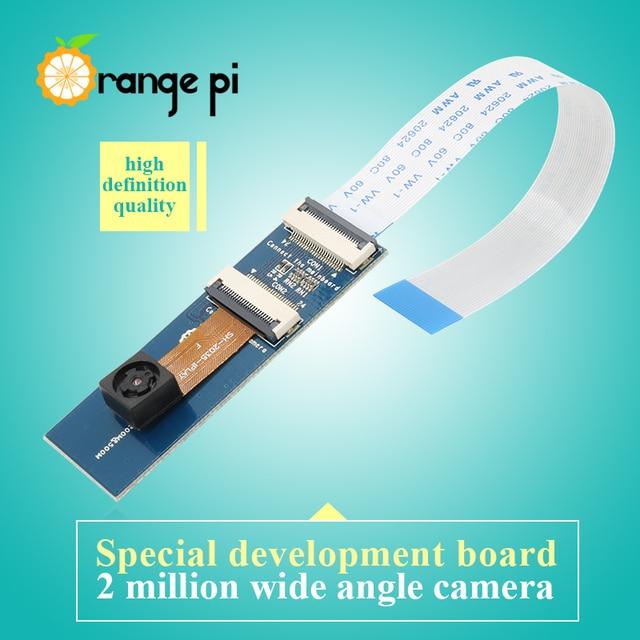 Camera with wide-angle lens for Orange Pi PC /Pi One/PC Plus/Plus2e