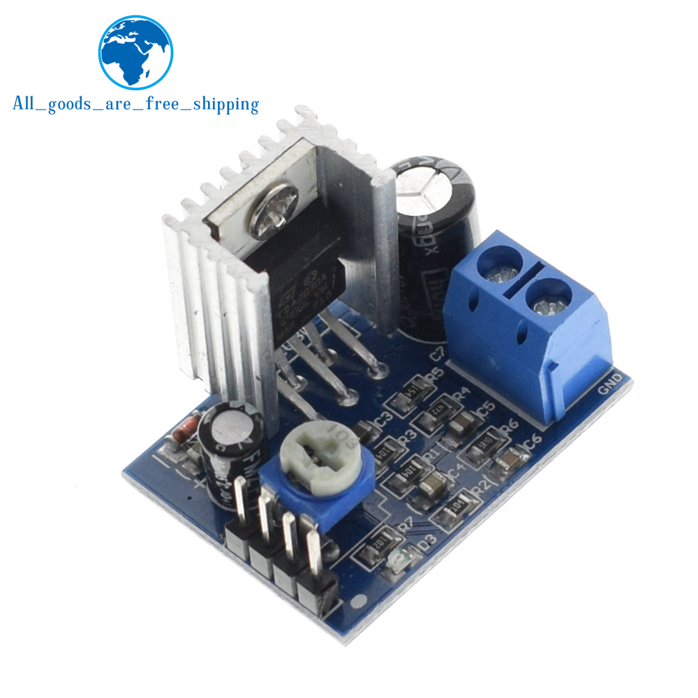 Buy Audio Amplifier Smd And Get Free Shipping On An Lm380 Amplifierchip Is Used In The Following Circuit