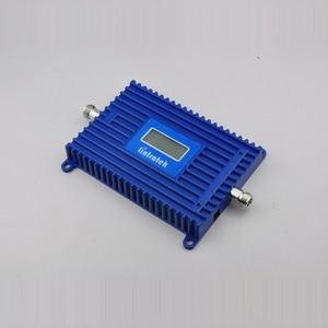 Image 3 - Lintratek אות מהדר 4G LTE 1800 MHz GSM משחזר GSM מאיץ 1800 70dB רווח LCD Repetidor GSM 1800 MHz אות מגבר #35