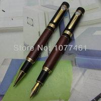 2 יחידות נובע ועט רולר הכדור העט jinhao שחור ואמיתי סקויה 18kgp ציפורן בינוני עם קופסא רגילה J1149