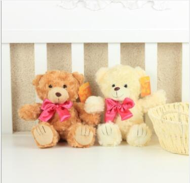 WYZHY Mixed color delivery cute rose cashmere creative dolls filled plush toys wedding gifts 20cm
