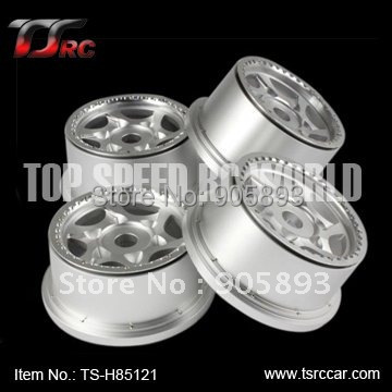 5T CNC Metal Hub Set For 1/5 HPI Baja 5T Parts(TS-H85121),wholesale and retail+Free shipping! alloy front hub carrier for 1 5 hpi baja 5b 5t 5sc