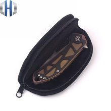 Scabbard Knife Set Cowhide Customized Tool Leather Case Folding Bag Sheath