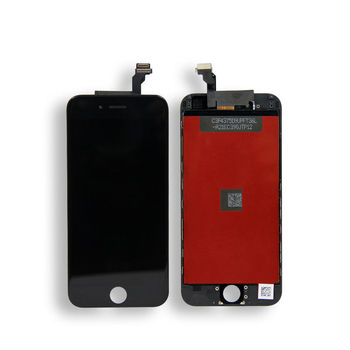 For iPhone 6G LCD Display Assembly Digitizer Touch Screen Replacement