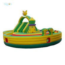 Best Selling Inflatable Obstacle Course Sport Games Tunnel Game Popular For Sale