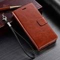 De corpo inteiro proteção pu vintage leather case para samsung galaxy s7 g9300/s7 borda g9350 titular do cartão carteira tampa flip case