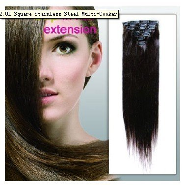 100 Remy Human Hair Extension Chinese Hair Human Hair Color Blonde