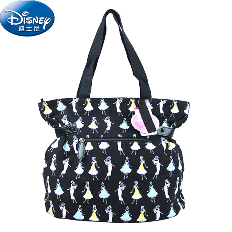 Disney 2018 Thermal Insulation Bag High-capacity Baby Feeding Bottle Bags Cartoon Baby Care Diaper Bags Oxford Insulation Bags