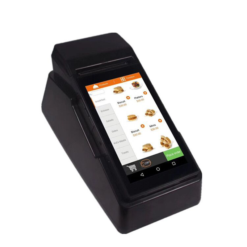 A7 Android 6.0 Robuuste Pda 3g Barcode Camera Scanner Handheld Pos Terminal Ingebouwde Thermische Bluetooth Printer 80mm Wifi 2019 Official