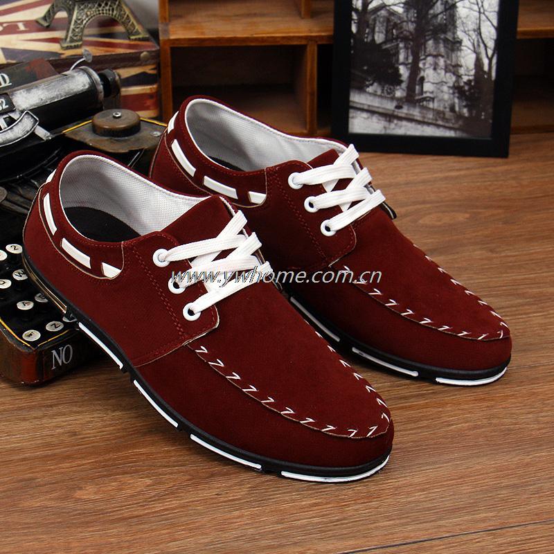 código promocional a0b72 686ea 2015 nuevos hombres de moda Casual con cordones zapatillas ...
