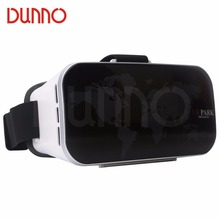 V3 3D VRแว่นตาความจริงเสมือนG Oogleกระดาษแข็ง2.0 VRสวนแว่นตา3Dเกมภาพยนตร์สำหรับS Amsungมาร์ทโฟน6สี