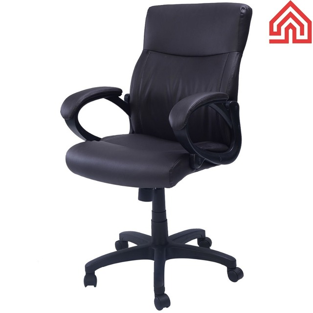 swivel chair office warehouse back support china made high quality home furniture leather lift cb10052bn sent from moscow