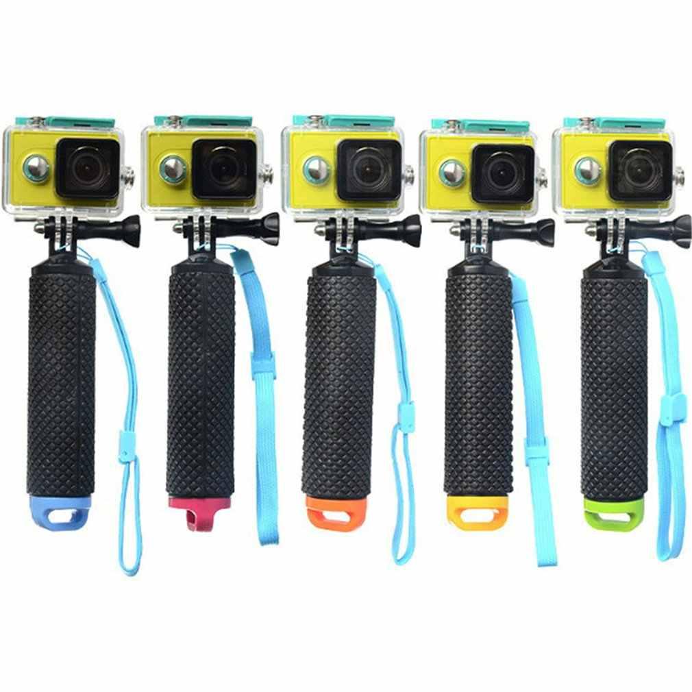 Phao Cầm Tay Sức Nổi Cần Bộ Gậy Chụp Ảnh Monopod Tripod Go Pro HERO 5 4 3 Xiaomi Nồi Cơm Điện Từ Yi 2 4 K 4 K Camera Hành Động