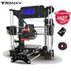 Tronxy New Light Weight Fast Installation Acrylic High Precision Reprap Prusa I3 DIY 3D Printer KIT