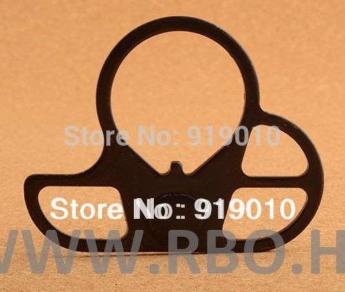 AR 15 Adaptador sling gira Toda la fabricación de acero de Alto carbono acero ca