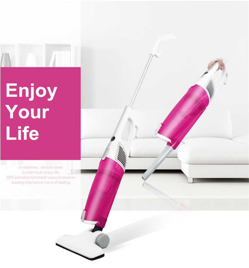 ФОТО Hot Sale Mini Portable Handheld Vacuum Cleaner For Home Quiet Househeld Hand Vacuum Cleaners Powerful Rod Dust Collector