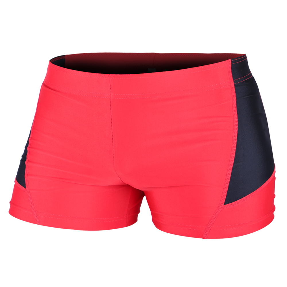 MUSCLE ALIVE Board Shorts For Men Bodybuilding Fitness Gyms Short Pants Bottom Spandex Polyester Black Red Orange Size M L XL in Board Shorts from Men 39 s Clothing