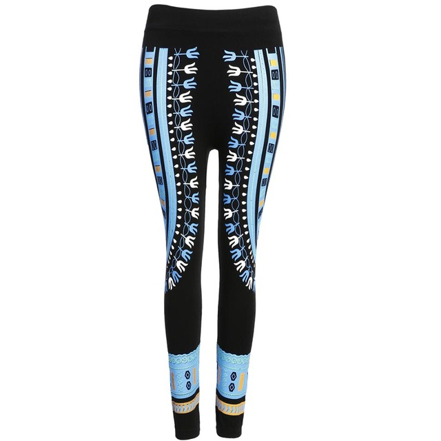 3D Printed Women Skinny Leggings Fluorescence Geometric Leggins Spring Autum Women Casual Leggings Quick-Dry Pants