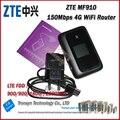 Hot Sale New Original Unlock 150Mbps ZTE MF910 4G WiFi Router With Sim Card Slot Support LTE FDD B3 B7 B8 B20