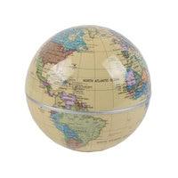 Solar Light Powered Rotation Earth Globe STEM Toys