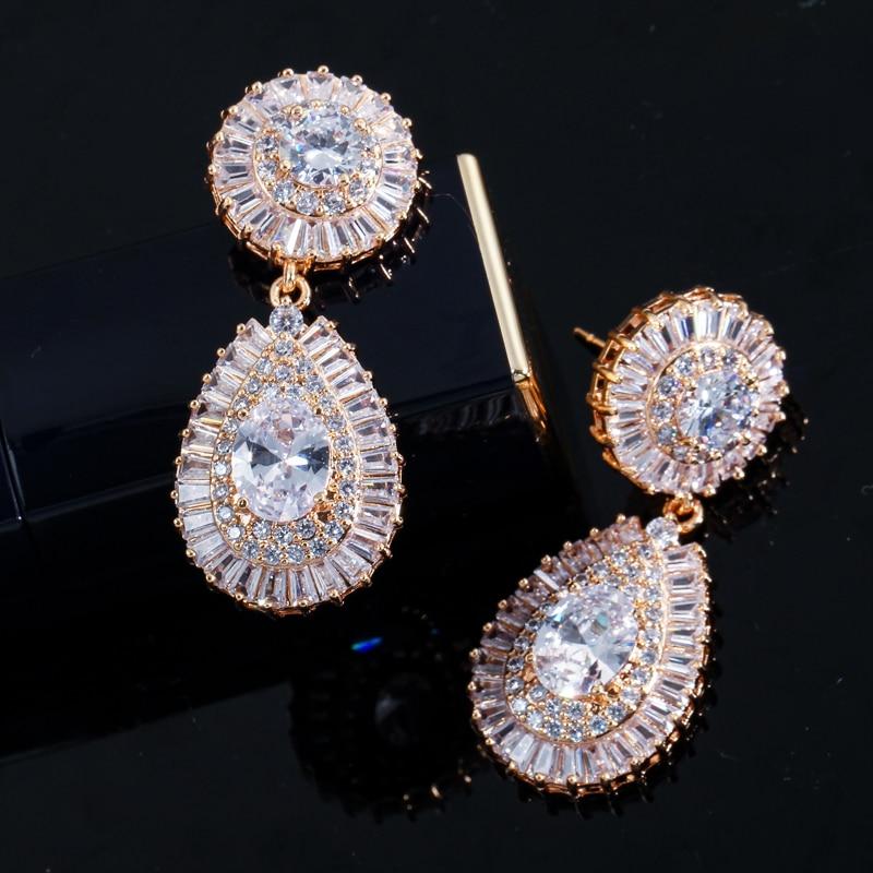 dubai gold earrings 2