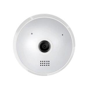 Image 4 - Wireless IP Camera Wifi 960P Panoramic FishEye Bulb Lamp Home Security CCTV Camera 360 Degree Home Security Burglar