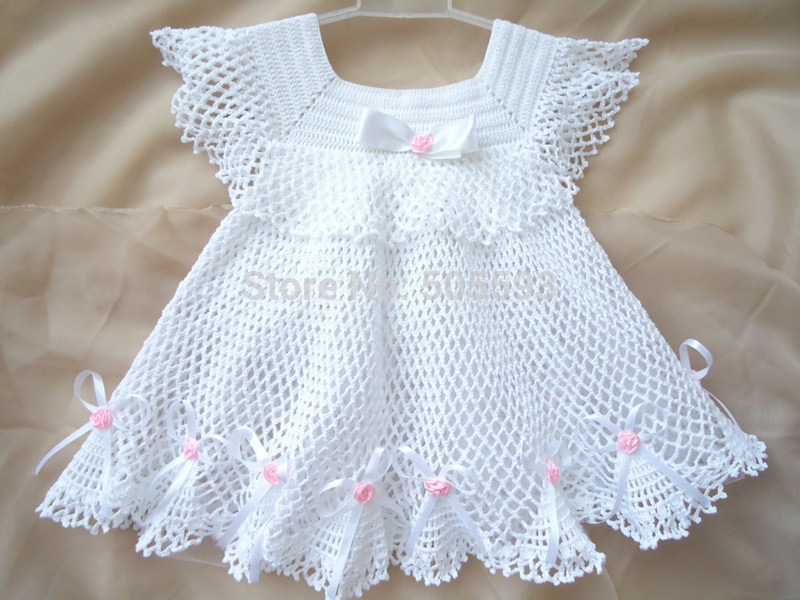 Christening Outfit Free Crochet Pattern