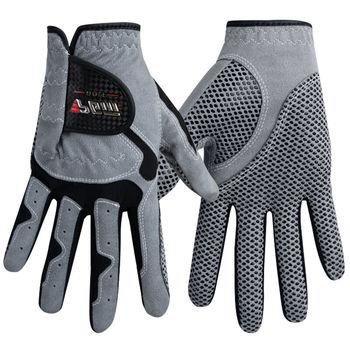 Męska rękawica golfowa z mikrowłókna miękka lewa ręka antypoślizgowa antypoślizgowa oddychająca rękawica golfowa tanie i dobre opinie Tkaniny E1YST017