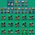 23 modelos 5pin 8pin 10pin mini usb tipo de conector b fêmea soquete de 5 pinos ângulo direito dip smt jack porto de carregamento tomada de alimentação