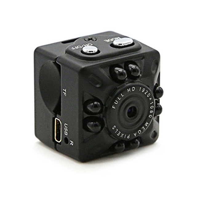 1080P HD Mini DV Small Camera Portable Mini Video Camera with IR Night Vision & Motion Detection Security Surveillance Camera