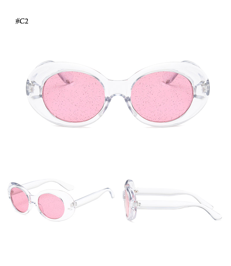 Oval Shape Sunglasses (22)