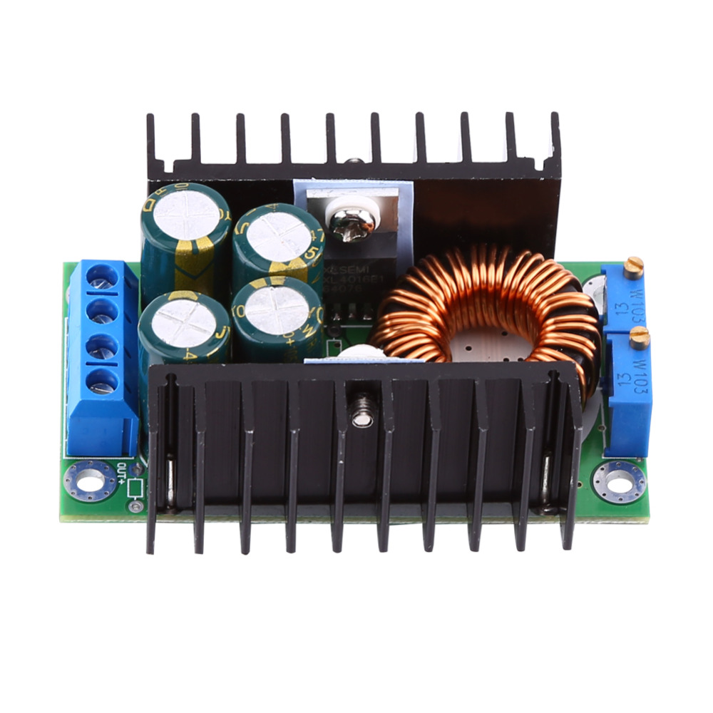 1 PC 300W DC-DC Converter Module Adjustable Power Supply Module Buck Module7V~40V to 0.8V~28V Converter Voltage Module
