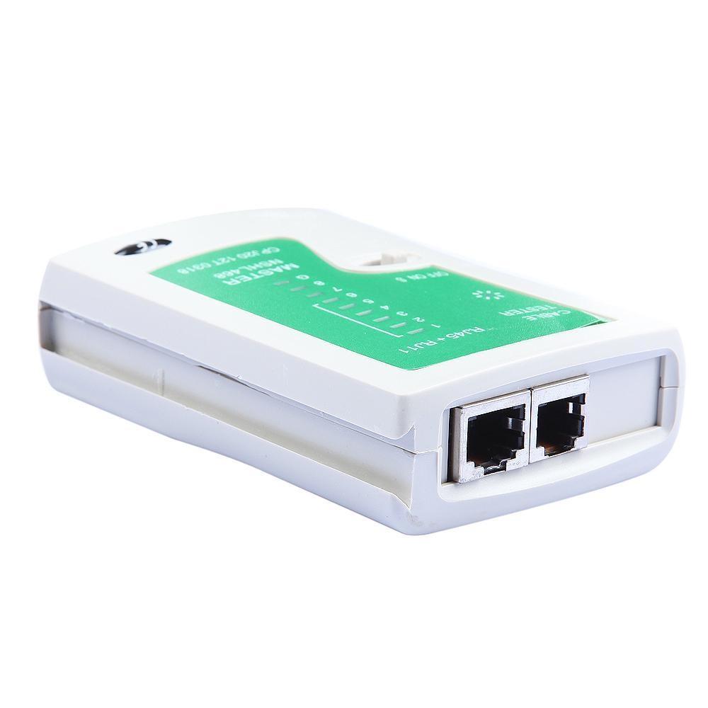 tragbare ethernet netzwerkkabel tester werkzeuge kits rj45 crimpen