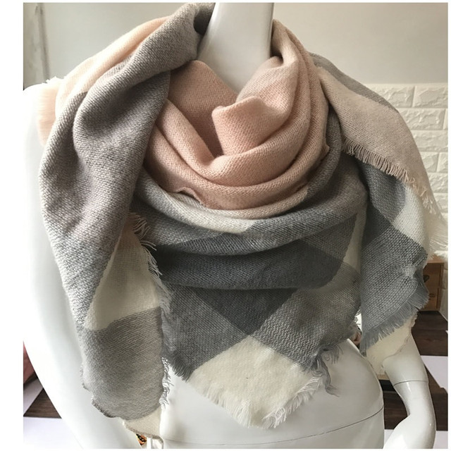 Winter Cashmere Scarf
