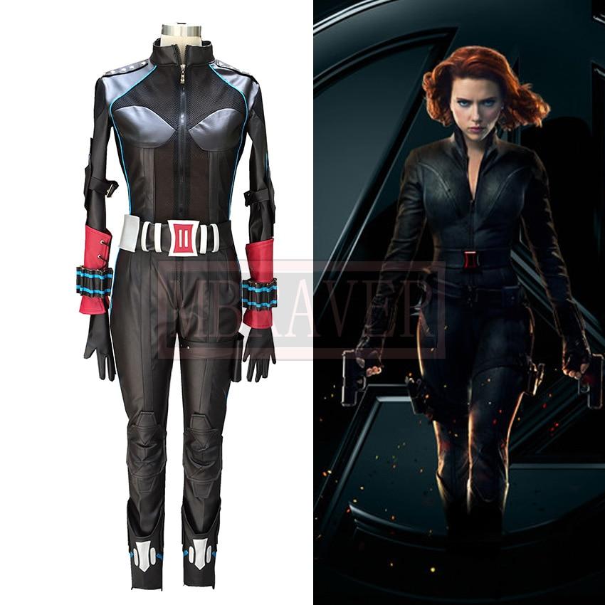 Avengers Black Widow Costume Kids