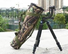 新しい 65 70 75 80 90 100 センチメートル三脚バッグ一脚のためのマンフロットジッツオ思鋭 Benro BJX030702