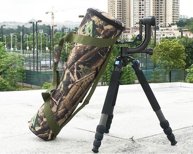 جديد 65 70 75 80 90 100 سنتيمتر ترايبود حقيبة Monopod حقيبة حقيبة كاميرا ل كما ستستهدف Gitzo Sirui Benro BJX030702